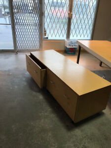 Large Tables /Rolling Cabinets/Mirrors