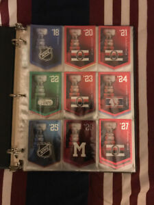 Molson Stanley Cup Collection Hockey Cards (Panini)