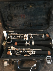 Immaculate Yamaha Clarinet MODEL#YCL20
