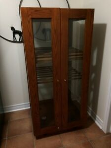 LARGE HUMIDOR CABINET FOR SALE