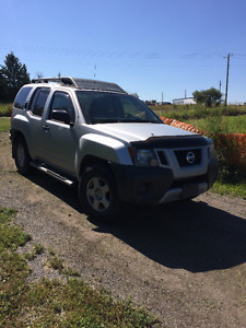 WINTER HORSE,2009 Nissan Xterra SUV, 4X4,106000 MILES ON IT