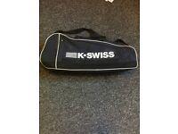 K-Swiss tennis, badminton and squash bag