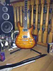 Guitar and accesories for sale