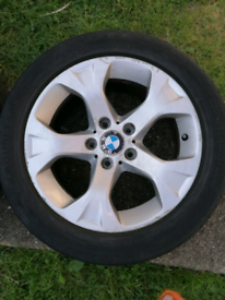 BMW X1 Original ALLOY WHEELS 17 INCH