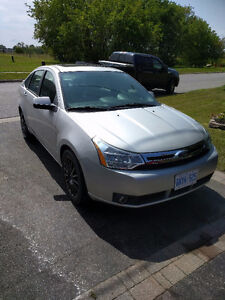 2009 Ford Focus Sedan SES