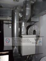 Conduits de ventilation