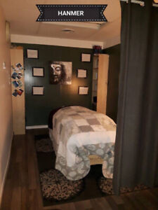 Therapy room for rent in busy Hanmer gym/ studio