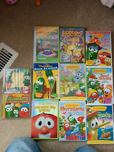 Veggie Tales DVD and CD
