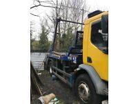 Repairs project leyland daf 55220 skip lorry Px poss