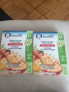 Céréales Gerber