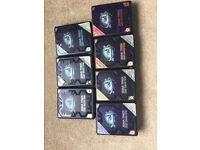 Star Trek Deepspace 9 and Enterprise complete Season DVD