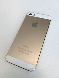iPhone 5S 16GB Gold With Bell