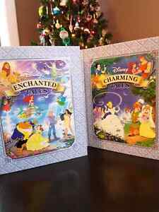 Disney Magical Tales two book collection set