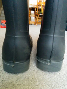 Dunlop Rubber Steel Toe Work Boots London Ontario image 4