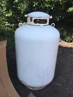 Bouteilles propane 400lbs