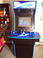 Retro X Arcade - Stand Up Cabinet - Plays over 10,000 games