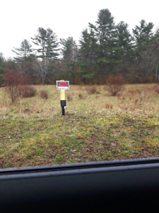Fully serviced building lot for sale - Lunenburg
