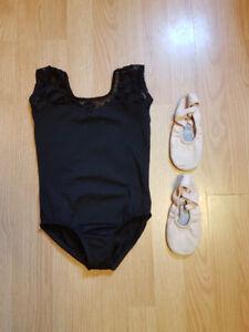 Maillot de danse & chaussons