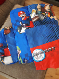 Super Mario Twin Duvet Set