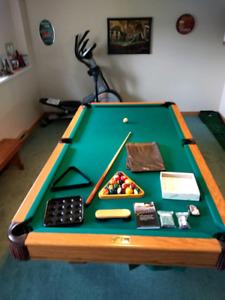Dufferin Pool Table-$900.00