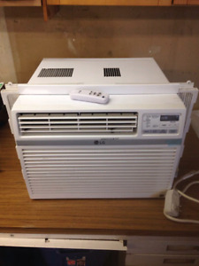 LG Window Mounted Air Conditioning Unit