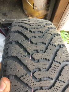good year nortic winter tires
