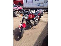 Moto Rama 125cc