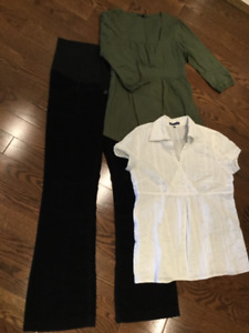 Maternity clothes Large 3items for $10