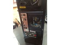 Amd fx 8350 750 ti great starter gaming PC hardly used in great condition Windows 8