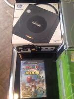 Xbox 360 HDD game cube guitar hero controllers games charger