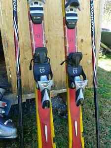 Downhill Skis/ Poles And Ski Boots  St. John's Newfoundland image 1