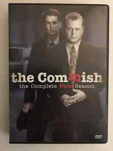 The Commish Season One on DVD. $5