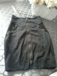Ted Baker Black Pencil skirt