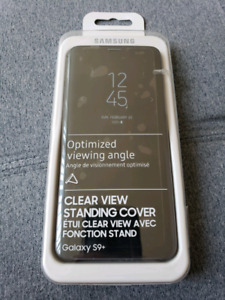 Genuine Samsung Clear View Standing Cover