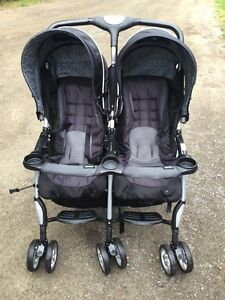 SOLD- Stroller (Double)