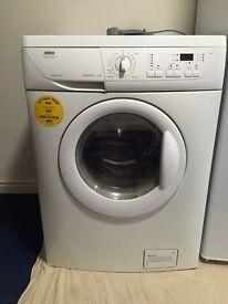 WHITE ZANUSSI ZWD1262W Washer/Dryer