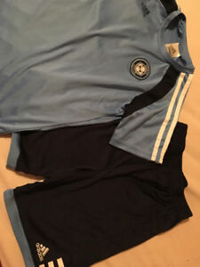 Boys Sports Outfit Set