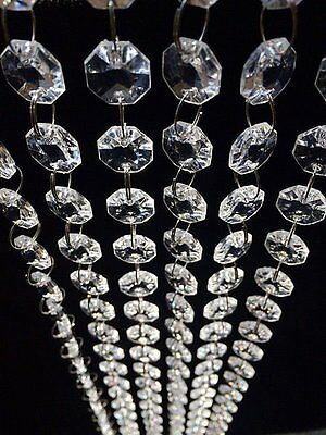 30FT Acrylic Crystal Manzanita Tree Hanging Strand Wedding Centerpiece Decor (Manzanita Tree Centerpieces)