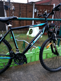 TIGER discovery xc 6061 mountain bike