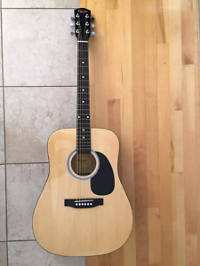 BRAND NEW GUITAR (acoustic)
