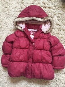 Joe Fresh 18-24 month Girl's winter jacket
