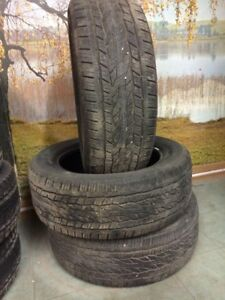 275/55r20 Continental Crosscontact lx20 tires