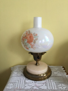 Lamp - Probably antique