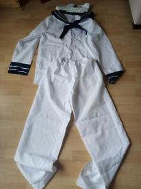 Fancy Dress sailor mens