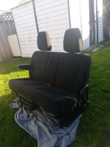 New condition 2016 Dodge Caravan bench seat