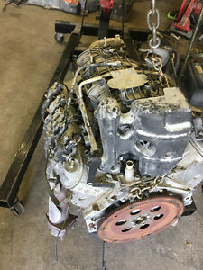 ENGINE 6.0L VIN 5 8TH DIGIT OPT LFA HYBRID FITS 08-09 TAHOE