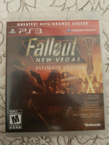 PS3 game - Fallout New Vegas