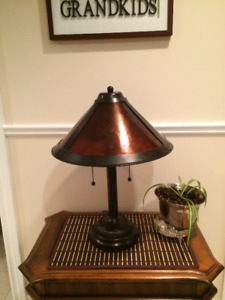 Table Lamp very good condition