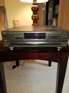 Technics 5 Disc CD Changer