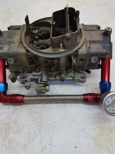 750 CFM Race Ready Rebuilt Holley Carburetor
